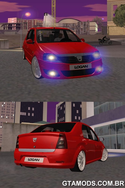 Renault Logan Edit